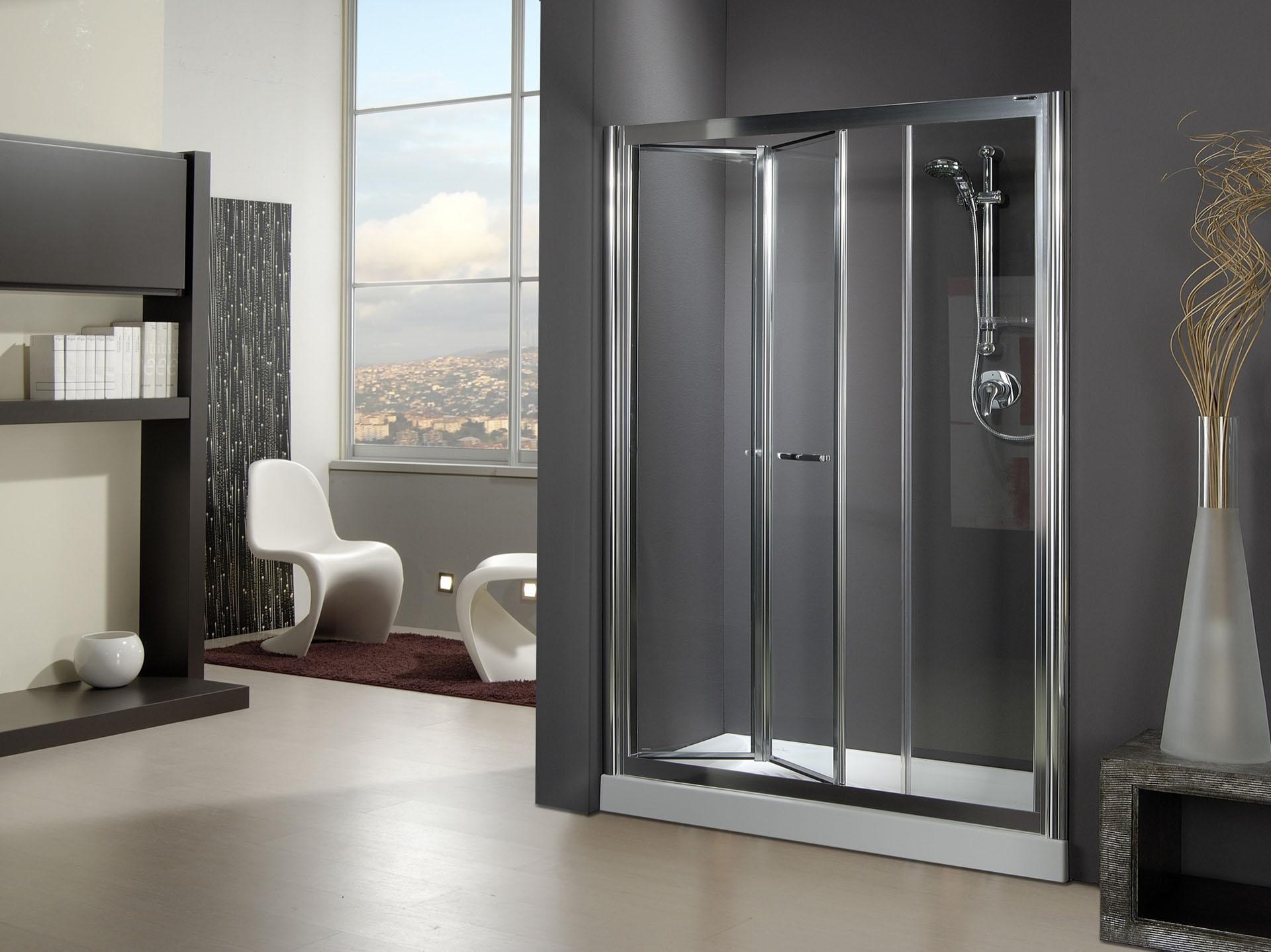 Pieghevole magnum bosisio box doccia - Porta doccia pieghevole ...